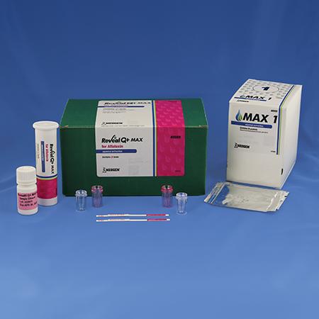 Reveal®Q+ MAX for Aflatoxin
