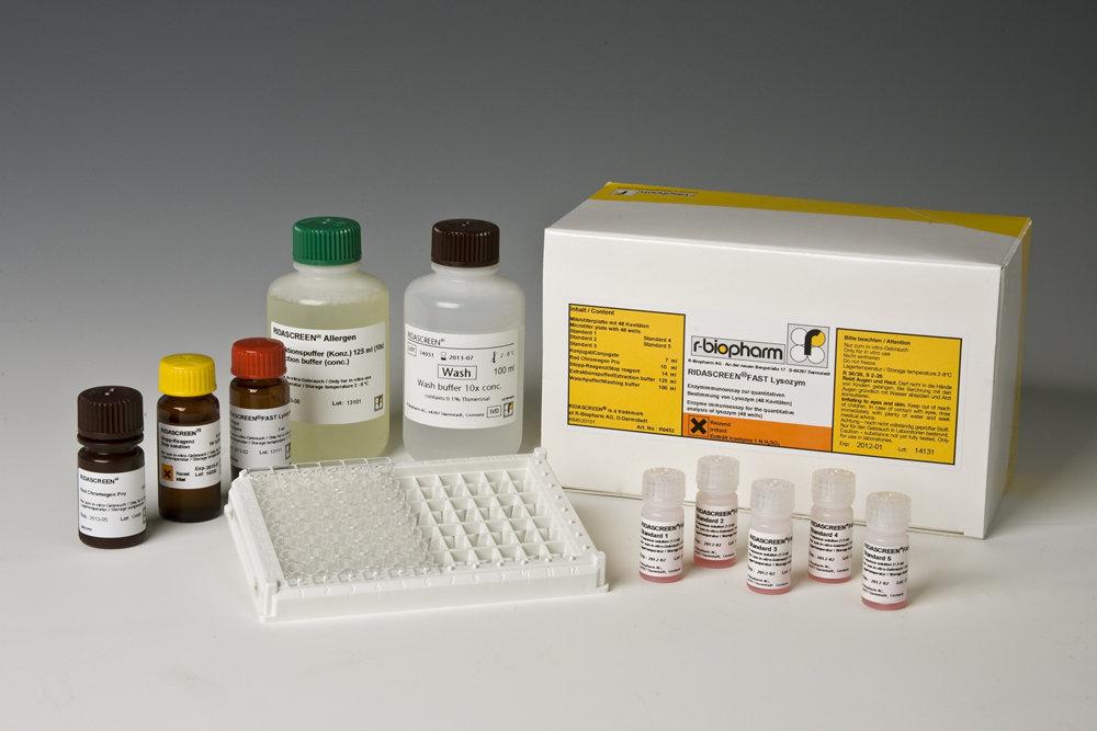 RIDASCREEN®FAST Lysozym