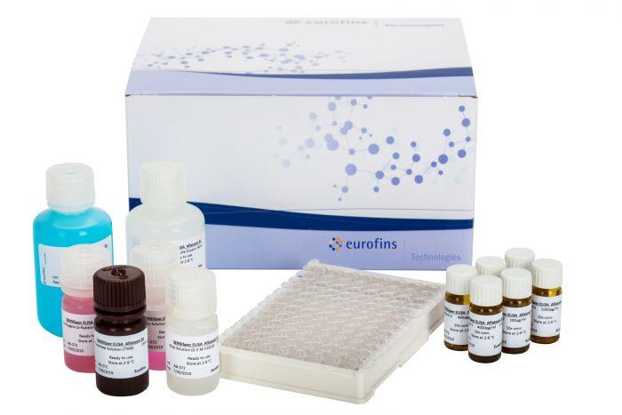 SENSISpec ELISA Aflatoxin B1